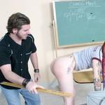 Pierced Spanking Sex